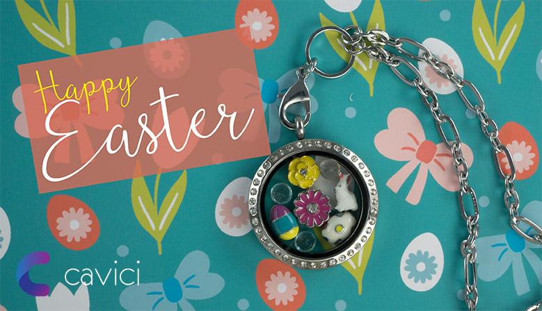 Easter Locket
