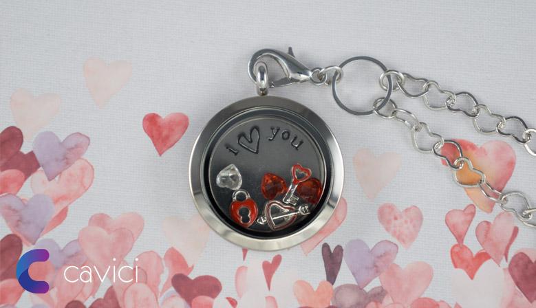 Valentines Locket
