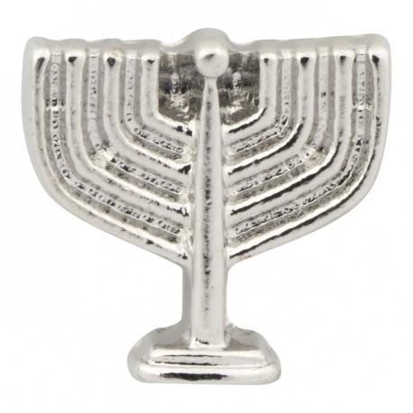 Menorah - Hanukkah Floating Charm