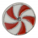 Pinwheel - Candy Floating Charm