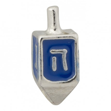 Dreidel Floating Charm