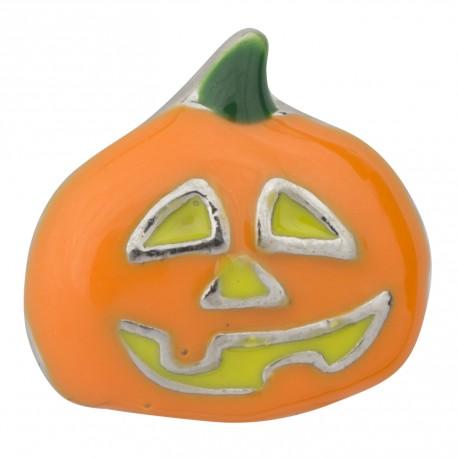 Halloween Pumpkin Floating Charm