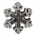 Snowflake Floating Charm