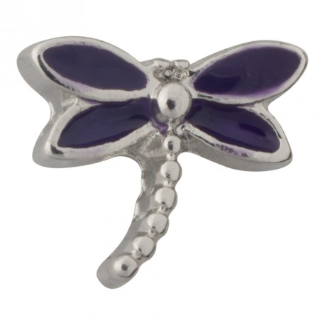 Dragonfly Floating Charm