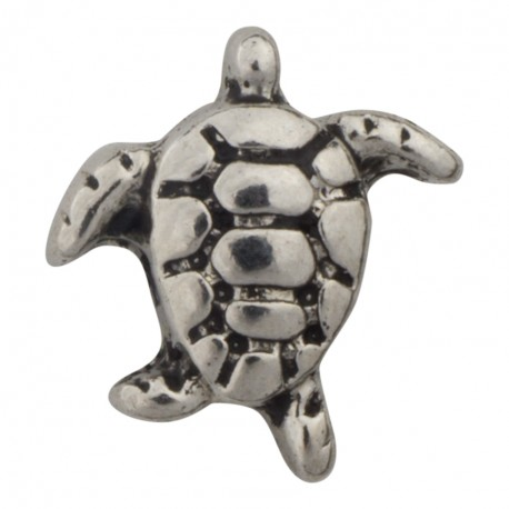 Sea Turtle Floating Charm