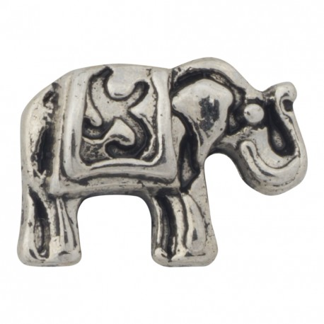 Elephant Floating Charm