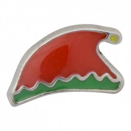 Holiday Hat Floating Charm