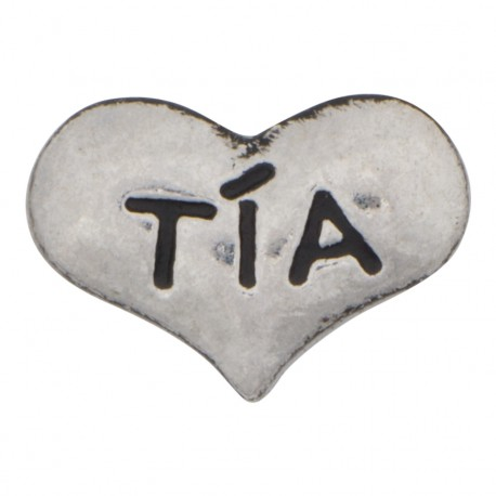 Heart - Tia Floating Charm