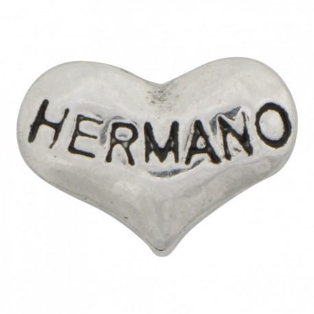 Heart - Hermano Floating Charm