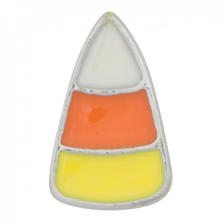 Candy Corn Floating Charm