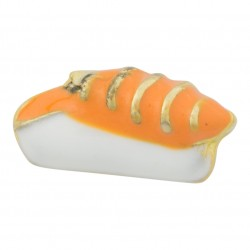 Sushi Roll Floating Charm