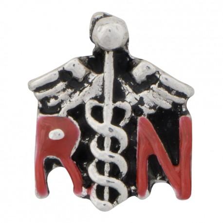 Registered Nurse RN Floating Charm