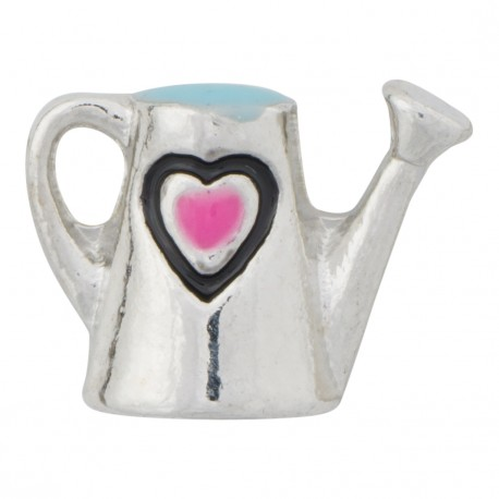 Watering Can - Gardening Floating Charm