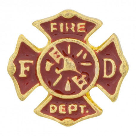 Fire Department - Firefighter Floating Charm