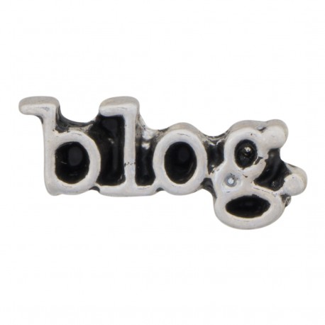 Blog Floating Charm
