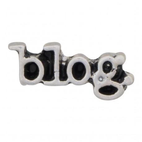 Blog Floating Charm