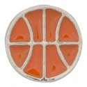 Basketball Floating Charm