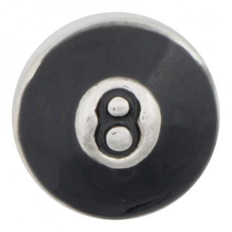 8 Ball - Pool Floating Charm