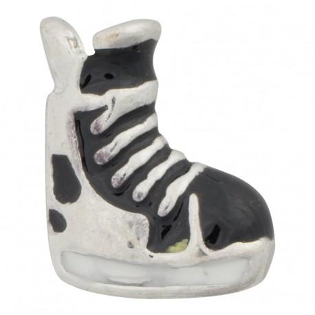 Ice Skate - Hockey Floating Charm