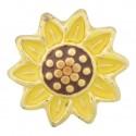 Sunflower - Flower Floating Charm