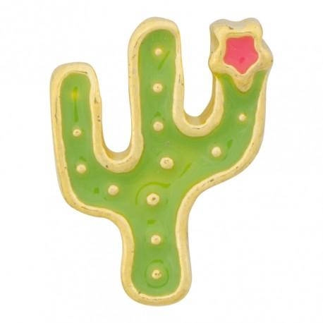 Cactus Floating Charm