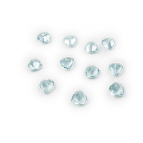 Heart Crystal - Zircon
