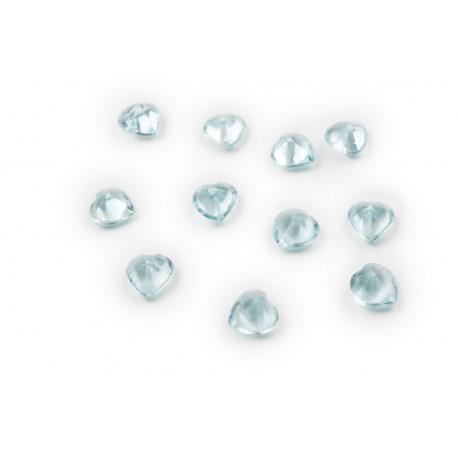 Heart Crystal - Zircon