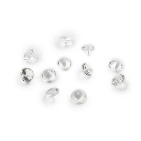 Round Crystal - Diamond