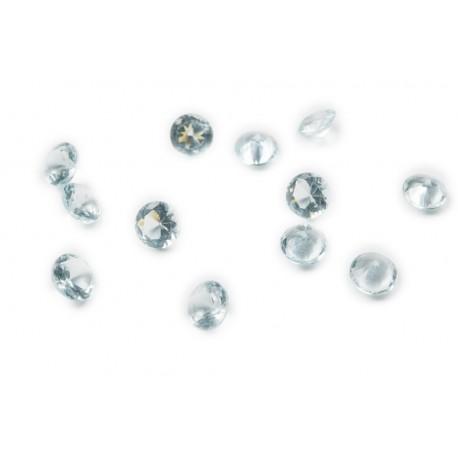 Round Crystal - Zircon