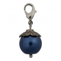 Pearl Dangle - Blue