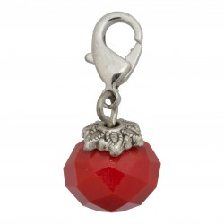 Crystal Dangle - Red