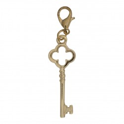 Key Dangle - Gold
