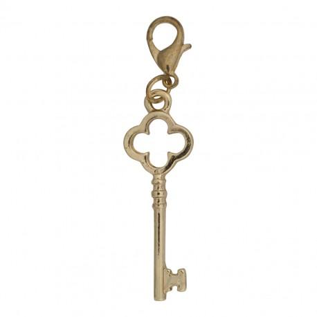 Key Dangle - Gold