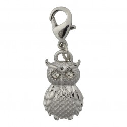 Owl Dangle - Crystals