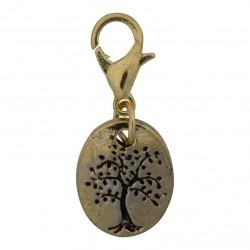 Tree of Life Dangle - Gold