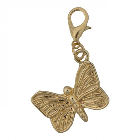 Butterfly Dangle - Gold