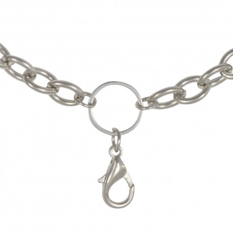 Cable Chain w/ Jump Ring - 28""