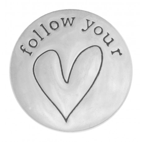 Follow Your Heart - Large