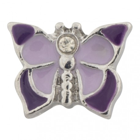 Butterfly Floating Charm