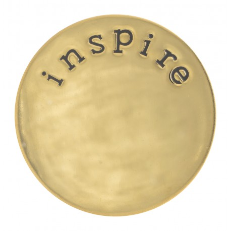 Inspire - Gold - Large