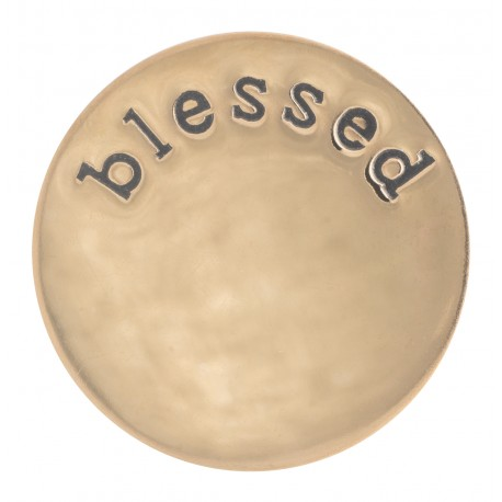 Blessed - Rose Gold - Large