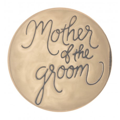 Mother of the Groom - Rose Gold - Large