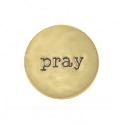 Pray - Gold - Small
