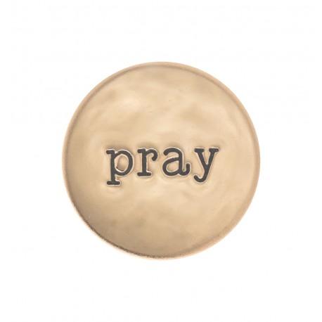 Pray - Rose Gold - Small