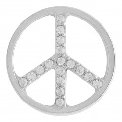Peace w/ Crystals - Large