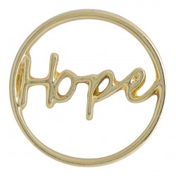 Hope - Gold - Large