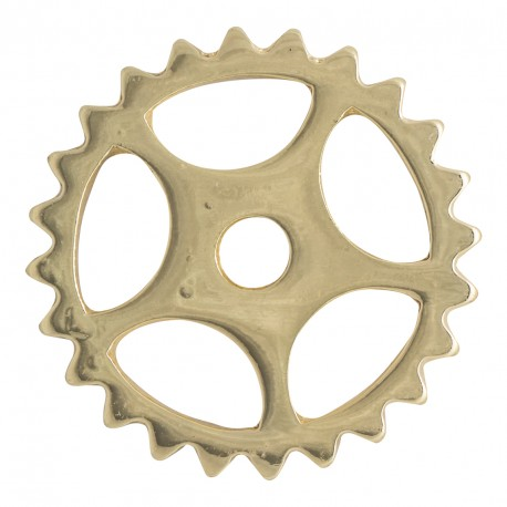 Gear - Gold - Large