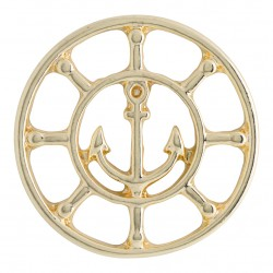 Anchor - Gold - Large
