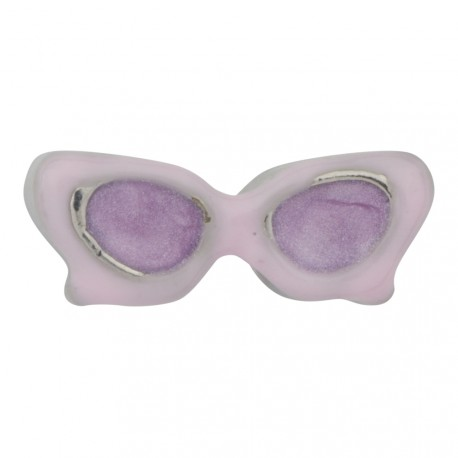 Sunglasses - Pink Floating Charm