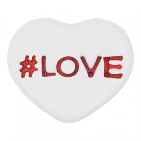 Hashtag Love Heart